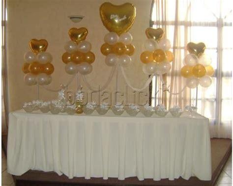 decoracion globos boda decoracion con globos blancos y dorados buscar con