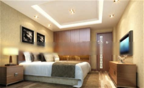 hotel room design interior dsmax model dsmax