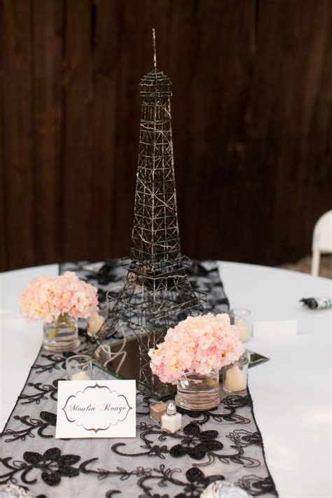 Eiffel Tower Table Decorations by Best 25 Eiffel Tower Centerpiece Ideas Only On Sweet 16 Theme And