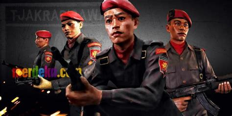 Baju Keren Indonesia Soekarno mengenang resimen tjakrabirawa pasukan elite pengawal