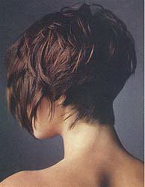 pictures of the back of bobs hairstyles back view