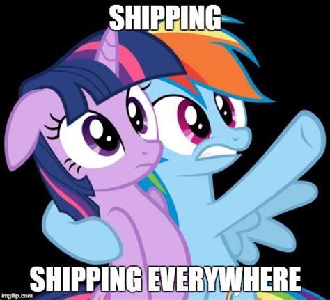 Mlp Rainbow Dash Meme - rainbow dash everywhere imgflip