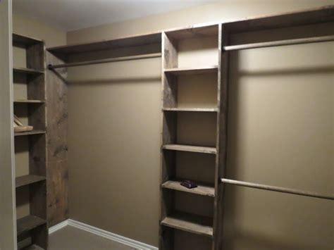 Diy Walk In Closet Systems by Best 25 Diy Closet Shelves Ideas On Closet