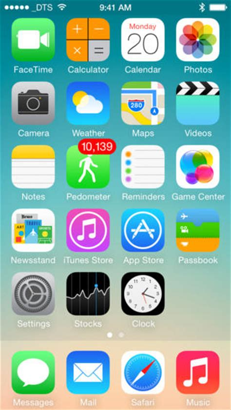 iphone screenshot pedometer on the app store on itunes