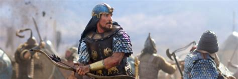film exodus nabi musa exodus gods and kings rilis trailer spektakuler nabi musa