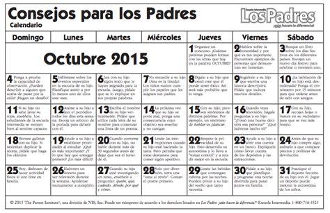Como Hacer Un Calendario De Actividades Primaria 250 Ltimos Cursos Calendario Con Actividades Octubre