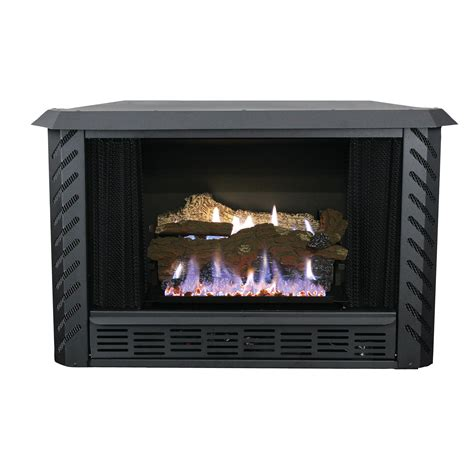 ashley hearth vent free propane fireplace wayfair