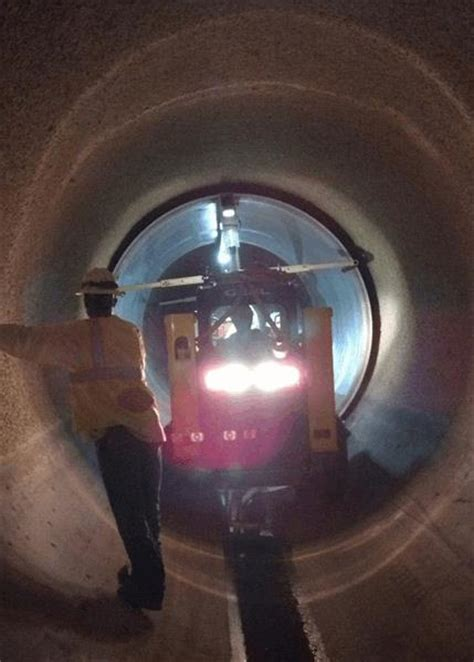 Renda Bordir 063 hobas pipe usa completes large diameter rehabilitation in houston