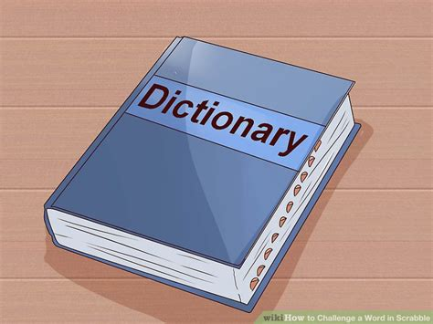 scrabble dictionary pdf free how to challenge a word in scrabble 8 steps with pictures