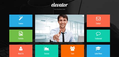bootstrap layout templates free download 13 best free bootstrap templates