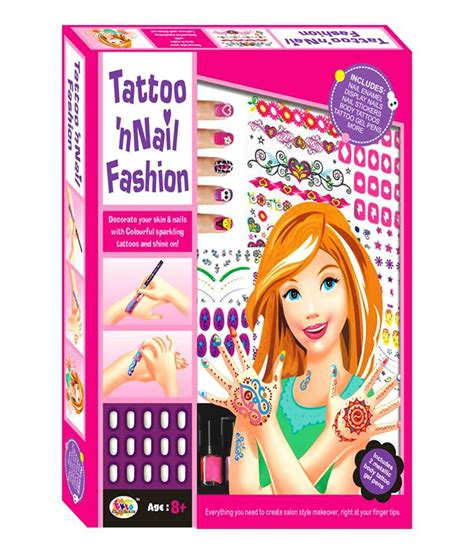 tattoo kit price in delhi ekta tatto n nail fashion best price in india on 16th
