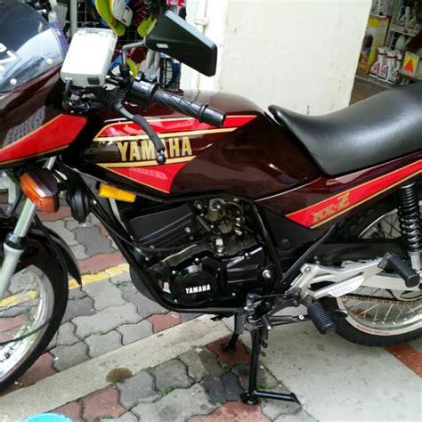 Knalpot Rxz Yypang Spr Rxz yamaha 1989 rxz japan model motorbikes on carousell