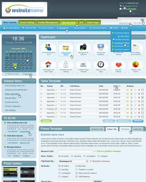Links Best Of The Web Styledash by 35 Best Dashboard Designs Web3mantra