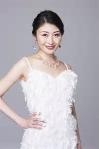Miss Suzuki Miss International Japan 2017 Is Natsuki Tsutsui