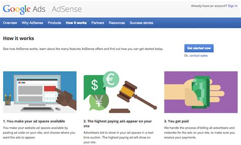adsense review taking too long 10 ways to monetize your website earn revenue asian