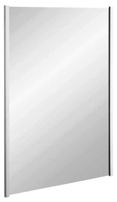 polished chrome bathroom mirrors kohler k 11579 cp loure 24 quot bathroom mirror in polished