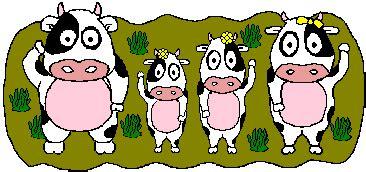 imagenes con movimiento vacas gifs de vacas im 225 genes gif animadas de vacas