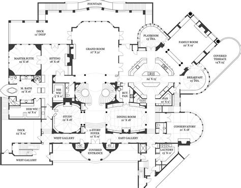 castle floor plan blueprints castle layout castle home floor plans