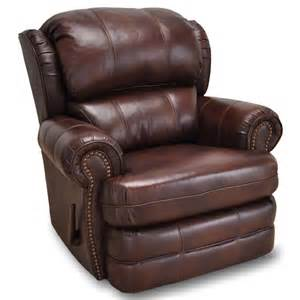 Leather Recliner Providence High Leg Recliner Gamburgs Furniture
