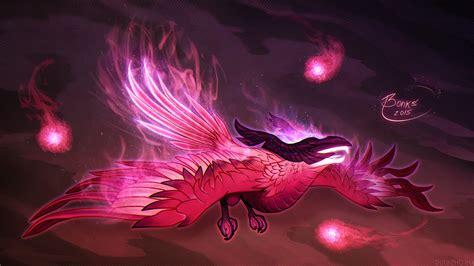 wallpaper dota 2 phoenix pink phoenix desktop wallpaper dota 2 wallpapers