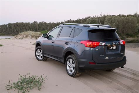 toyota 4wd toyota rav4 review gxl 4wd caradvice