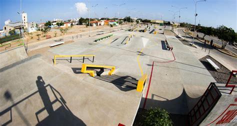 imagenes de punto fijo venezuela inauguran nuevo skatepark en punto fijo venezuela