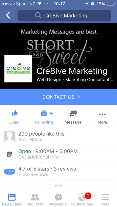 full version of facebook on mobile the latest facebook changes for business pages