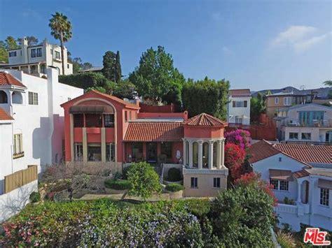 eva longoria house eva longoria s hollywood hills home finds a buyer