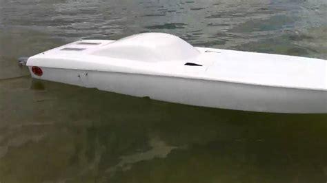 expresscraft rc boats 65 quot expresscraft gtx part 2 youtube