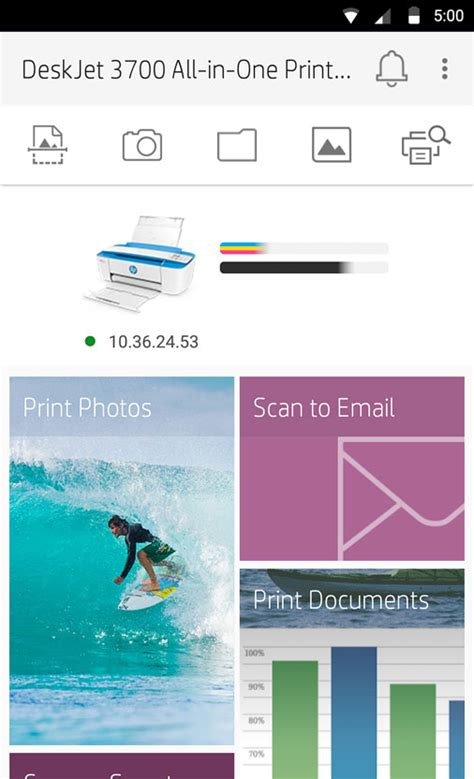 hp smart printer remote android apps on play - Hp Printer App For Android