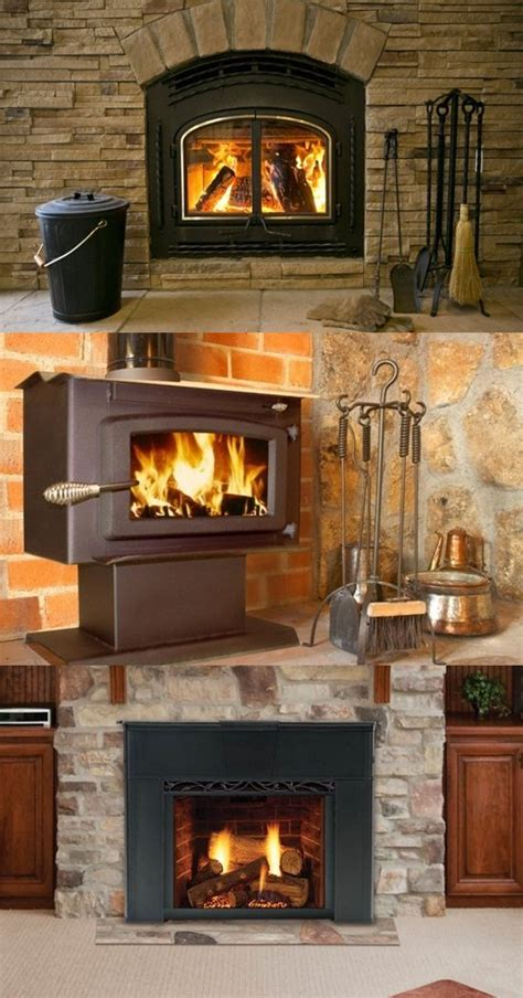 Types Of Wood Fireplaces by Which Type Of Wood Stoves Matches Your Home Interior Design
