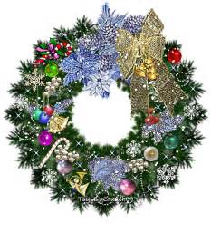 sparkling christmas wreath pictures photos and images