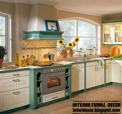 Kitchen Cabinets Country Style Interior Design 2014 Country Style Kitchens 15 The Best Kitchens In Country Style