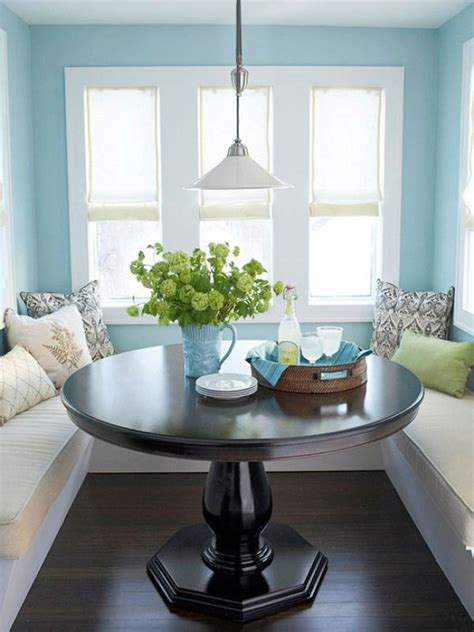 Breakfast Banquette Ideas by 7 Breakfast Nook Decorating Tips