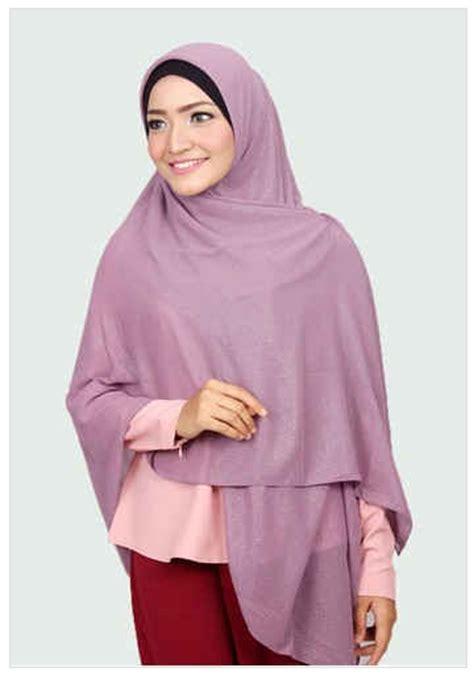 Jilbab Syari Terkini til elegan dengan contoh syar i chiffon terkini 2016