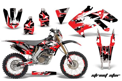 design graphics mx honda crf250x graphic stickers and decals honda