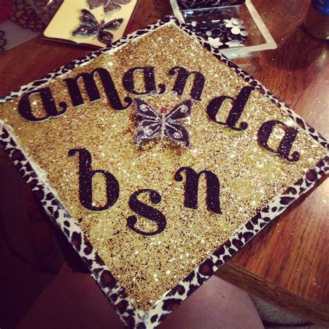 Graduation Cap Decor by 28 Best Images About Nursing Graduation Cap On