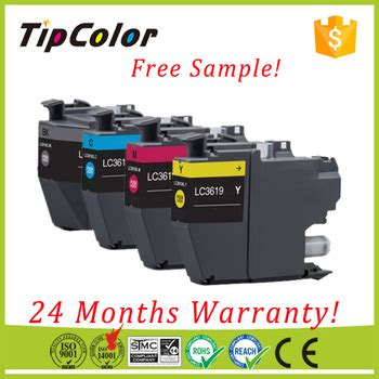 Printer Mfc J3530 Ink Catridge compatible lc3617 lc3619 ink cartridge for