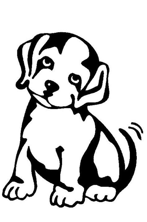tekeningen van honden om in te kleuren veel kleurplezier
