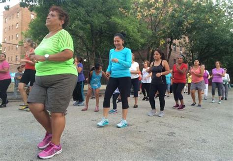 queens community house emblemhealth and queens community house host free end of summer zumba queens latino