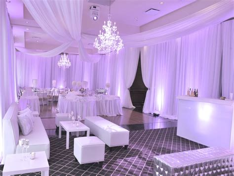 Wedding Decor Vaughan by Paradise Banquet Vaughan On Prince Room