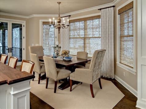 Bay Window Treatments Dining Room by Other Dining Room Bay Window Treatments Magnificent On