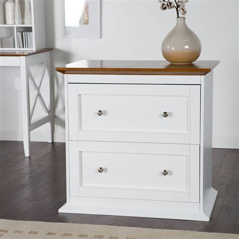 Belham Living Hampton Two Drawer Lateral Filing Cabinet