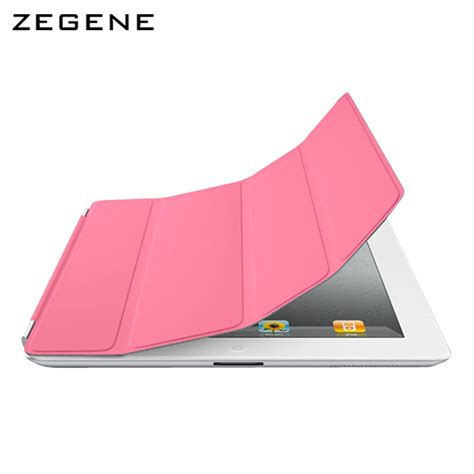 Ultra Thin 3 Fold Leather Pro 9 7 Casing Cover Hardcase for pro ᗑ 12 9 12 9 inch smart cover single