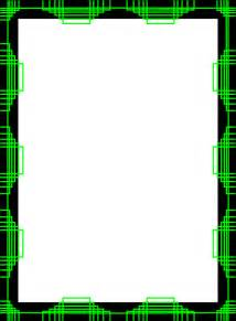 Free printable borders full page designs page 3