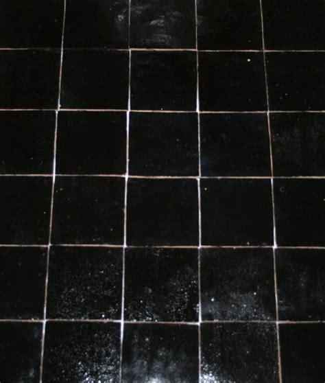 wandfliesen schwarz maurische zellige schwarz 10x10x1 2cm wandfliesen kacheln