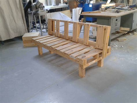 rustic benches from reclaimed pallets 1001 pallets rustic pallet bench 1001 pallets