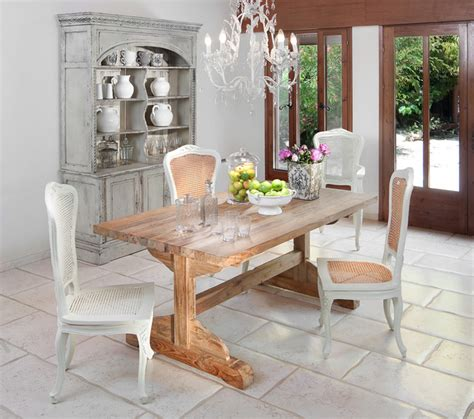 dining room shabby chic style dining room other by