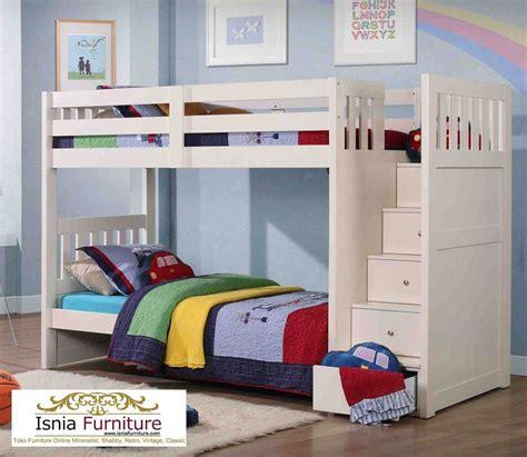Jual Tempat Tidur Anak by 49 Tempat Tidur Tingkat Kayu Minimalis Jual Harga Murah