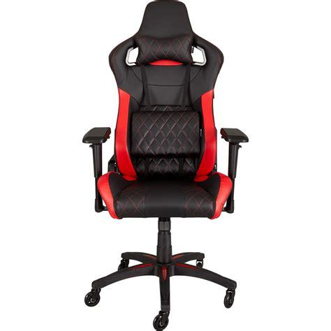 Pc Gaming Chair Corsair T1 Race Gaming Chair Schwarz Rot Gaming Seats